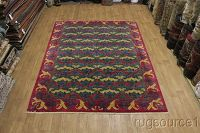 9x12 Art & Craft Oriental Area Rug