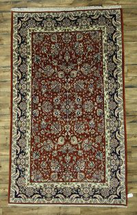 7X11 Sarouk Persian Area Rug