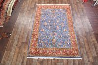 7X11 Qum Persian Area Rug