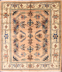 8x10 Heriz Persian Area Rug
