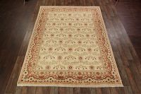 10x13 Signed Tabriz Persian Area Rug