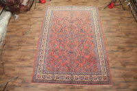 9x12 Sarouk Persian Area Rug