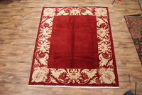 8x10 Sarouk Persian Area Rug