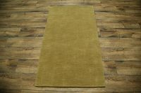 Modern Gabbeh Indian Oriental Area Rug 3x5