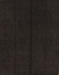 Solid Charcoal Gabbeh Oriental Area Rug 8x10