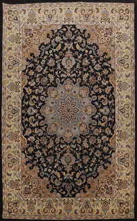 Palace Sized Floral Oushak Oriental Area Rug 11x16
