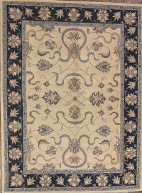 Hand-tufted Classic Floral Oriental Area Rug 10x13