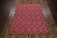 9x12 Oushak Trellis Indian  Oriental Area Rug