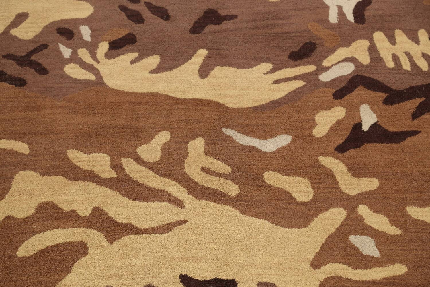 All-Over Agra Oriental Area Rug 10x13 image 4