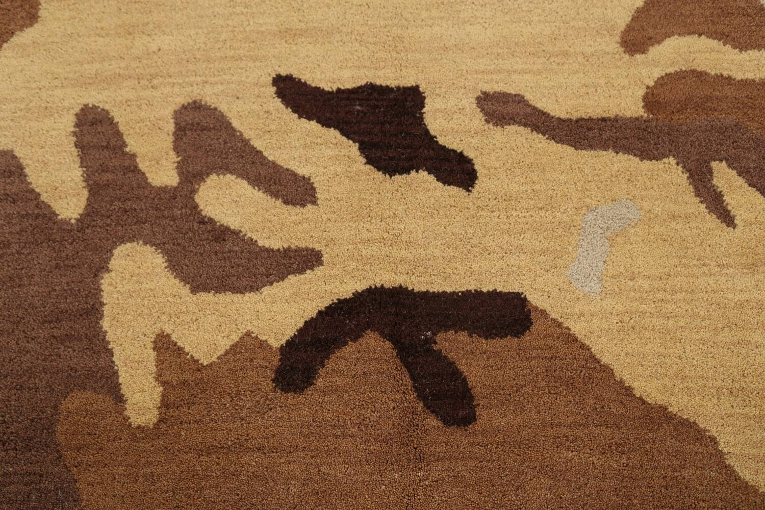 All-Over Agra Oriental Area Rug 10x13 image 9