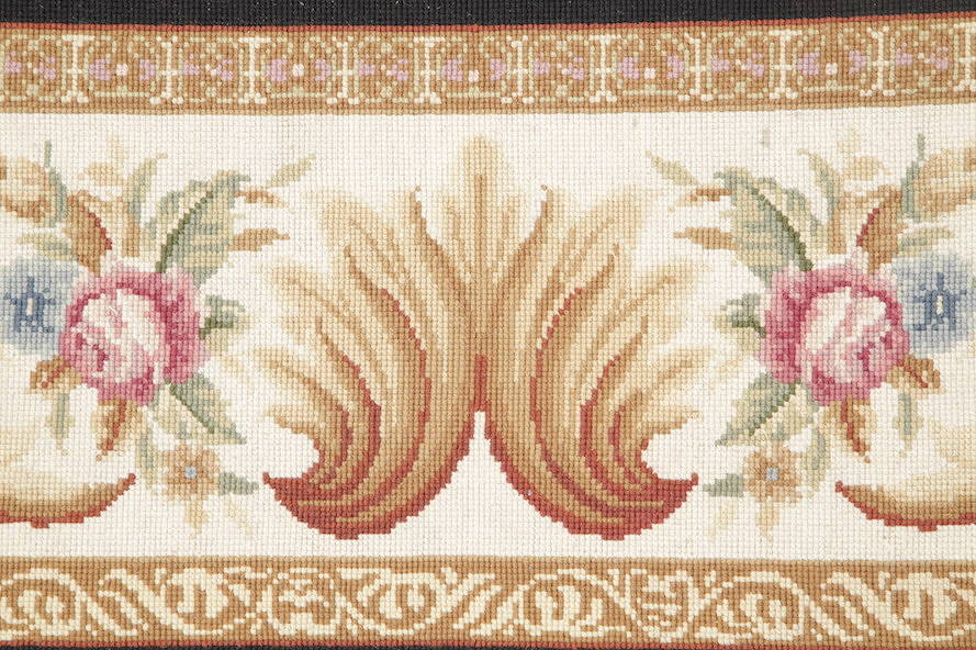 Flat-Woven Aubusson Tapestries Chinese Oriental Area Rug 8x11 image 15