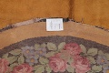 Floral 8x11 Gold Savonnerie French Art Deco Oriental Rug image 19