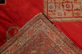 Pre-1900 Antique Bibikabad Persian Hand-Knotted 4x7 Wool Area Rug image 21