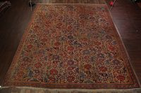 Antique 14x16 Oushak Turkish Oriental Area Rug