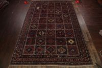 Vegetable Dye 12x18 Yalameh Persian Area Rug