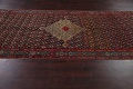 Pre-1900 Karabakh Bote Russian Oriental Hand-Knotted 5x16 Runner Rug image 16