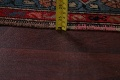 Pre-1900 Karabakh Bote Russian Oriental Hand-Knotted 5x16 Runner Rug image 21