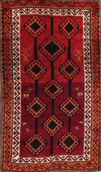 4x8 Lori Shiraz Persian Area Rug