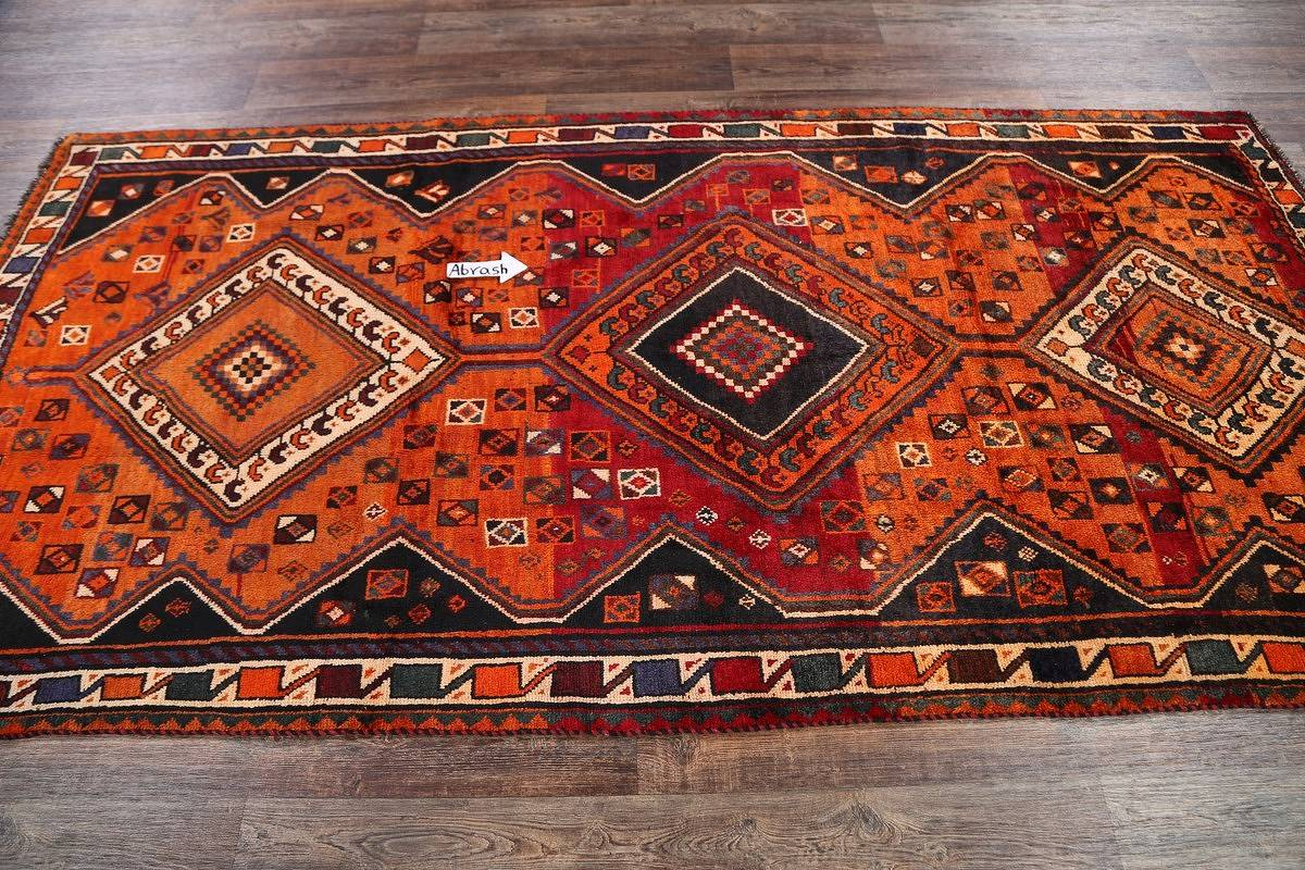 5x9 Lori Shiraz Persian Runner Rug