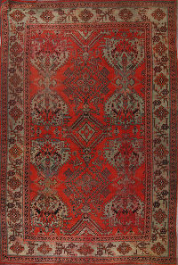 11x17 Oushak Turkish Oriental Rug