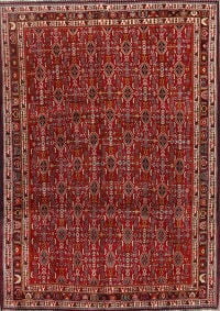 7x10 Kashkoli Shiraz Persian Area Rug