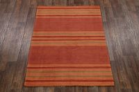 6x8 Gabbeh Indian Oriental Area Rug