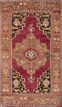 4x7 Oushak Turkish Oriental Area Rug