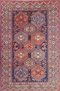 South-West Design 7x10 Yalameh Shiraz Persian Area Rug
