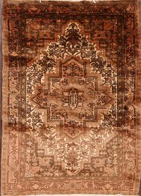 4x6 Heriz Persian Area Rug