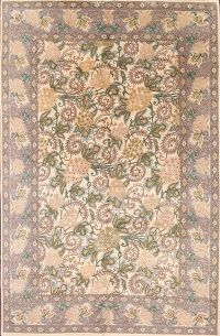 6x9 Aubusson Chinese Oriental Area Rug