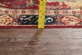 Pre-1900 Antique Minatory Ravar Kerman Persian Rug 2x3 image 7