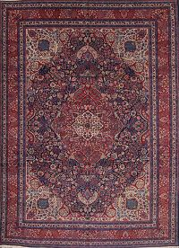 9x12 Tabriz Persian Area Rug