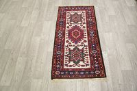 2x4 Heriz Indian Area Rug