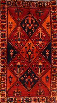 5x9 Lori Shiraz Persian Area Rug