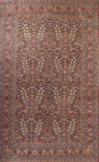 12x19 Kerman Lavar Persian Area Rug