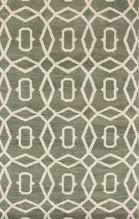 Modern 5x8 Moroccan Indian Oriental Area Rug