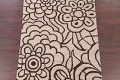 Transitional Floral 5x8 Moroccan Oushak Indian Oriental Area image 3