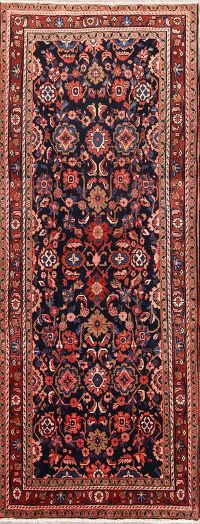 All-Over Floral 5x13 Nanaj Persian Rug Runner
