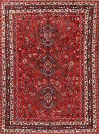 7x9 Shiraz Persian Area Rug