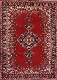 Geometric 8x12 Khoy Persian Area Rug