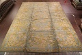 All-Over Floral Savonnerie French Oriental Area Rug 16x21 image 1
