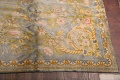 All-Over Floral Savonnerie French Oriental Area Rug 16x21 image 4