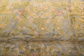 All-Over Floral Savonnerie French Oriental Area Rug 16x21 image 12