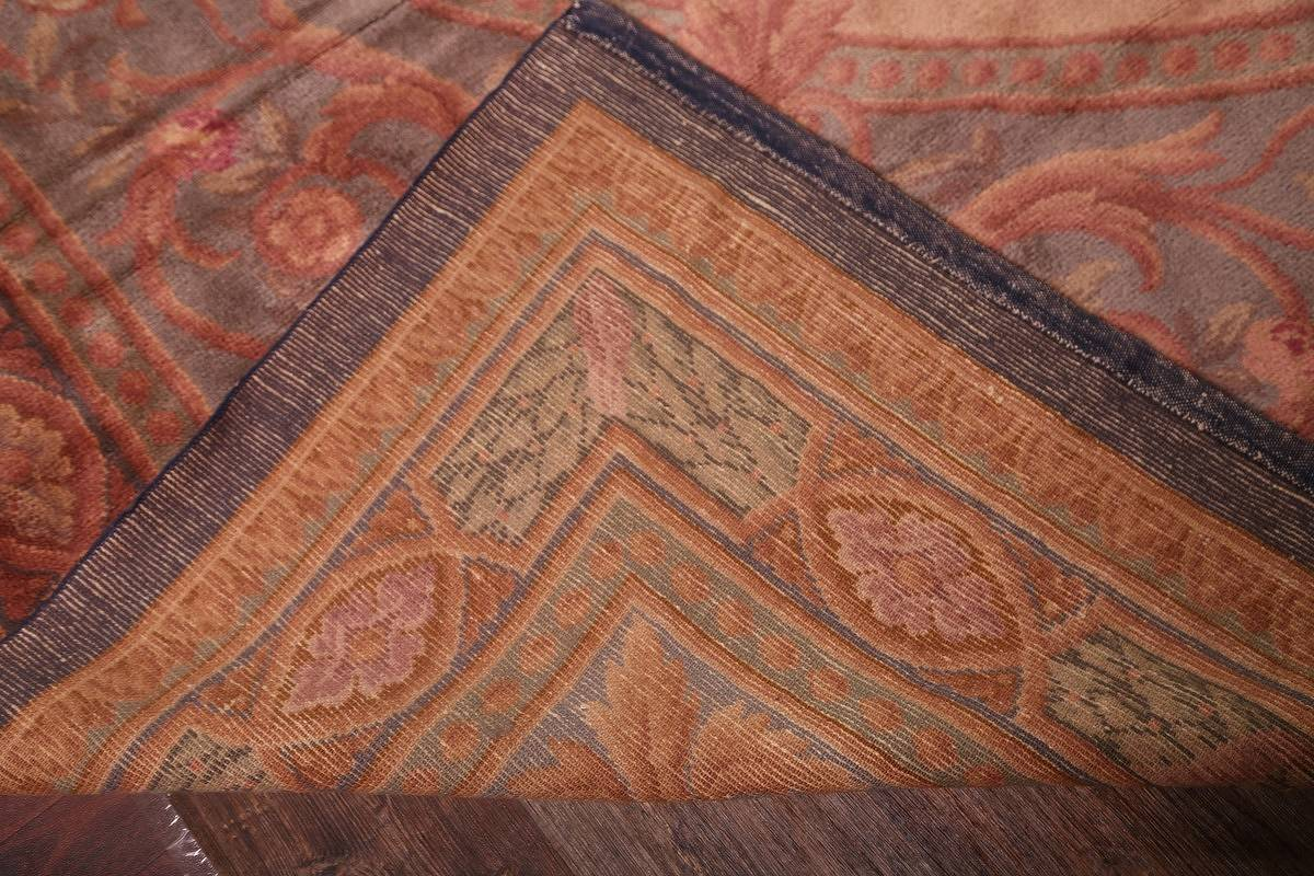 15x29 Aubusson Savonnerie French Oriental Area Rug image 23