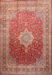 10x14 Mashad Persian Area Rug