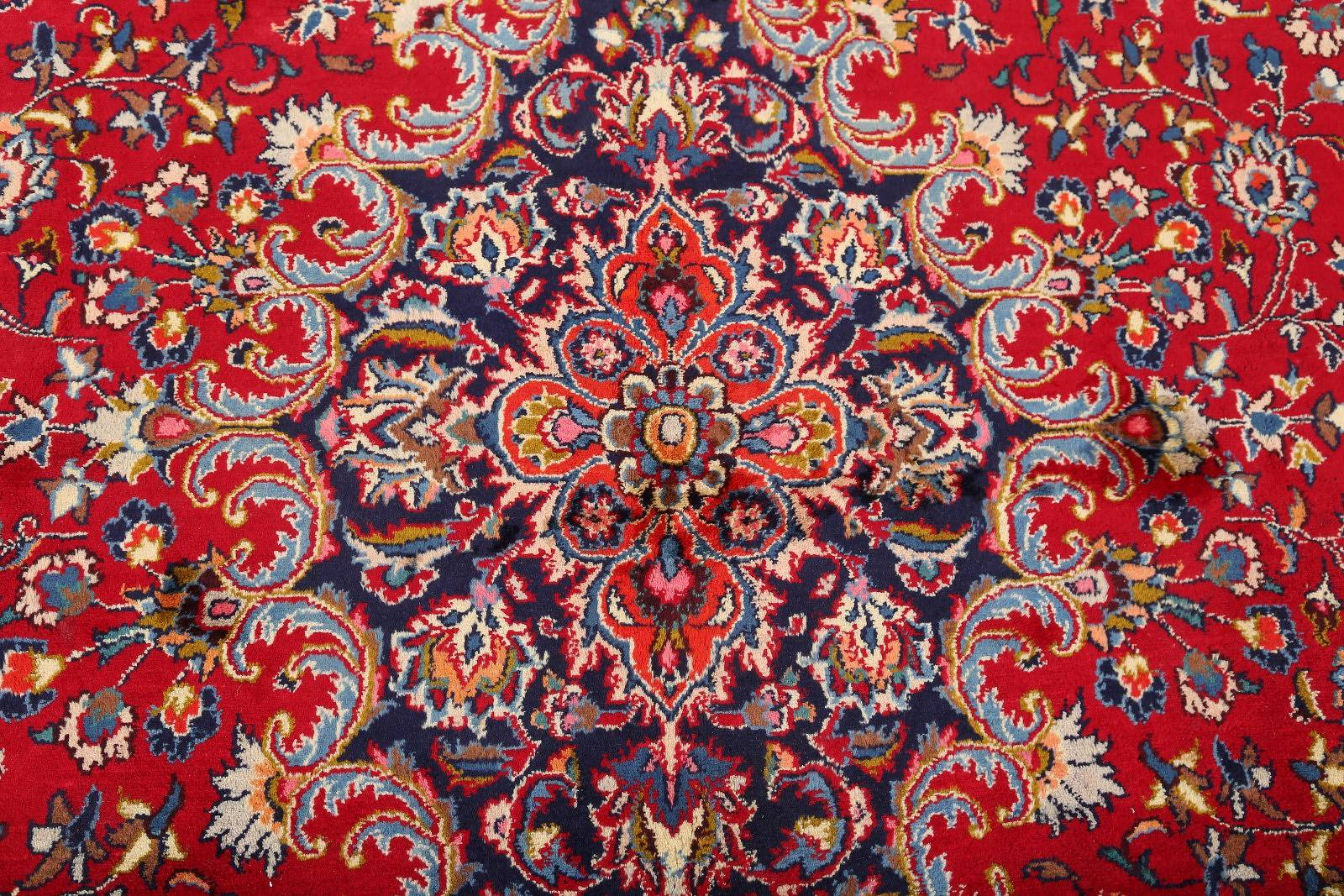 10x12 Mashad Persian Area Rug