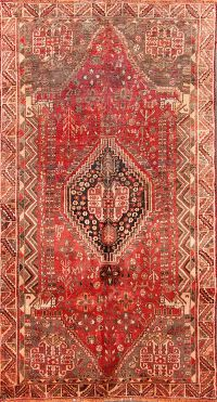 4x7 Abadeh Persian Area Rug