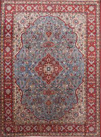 9x12 Qum Persian Area Rug