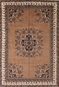 7x10 Ferdos Persian Area Rug