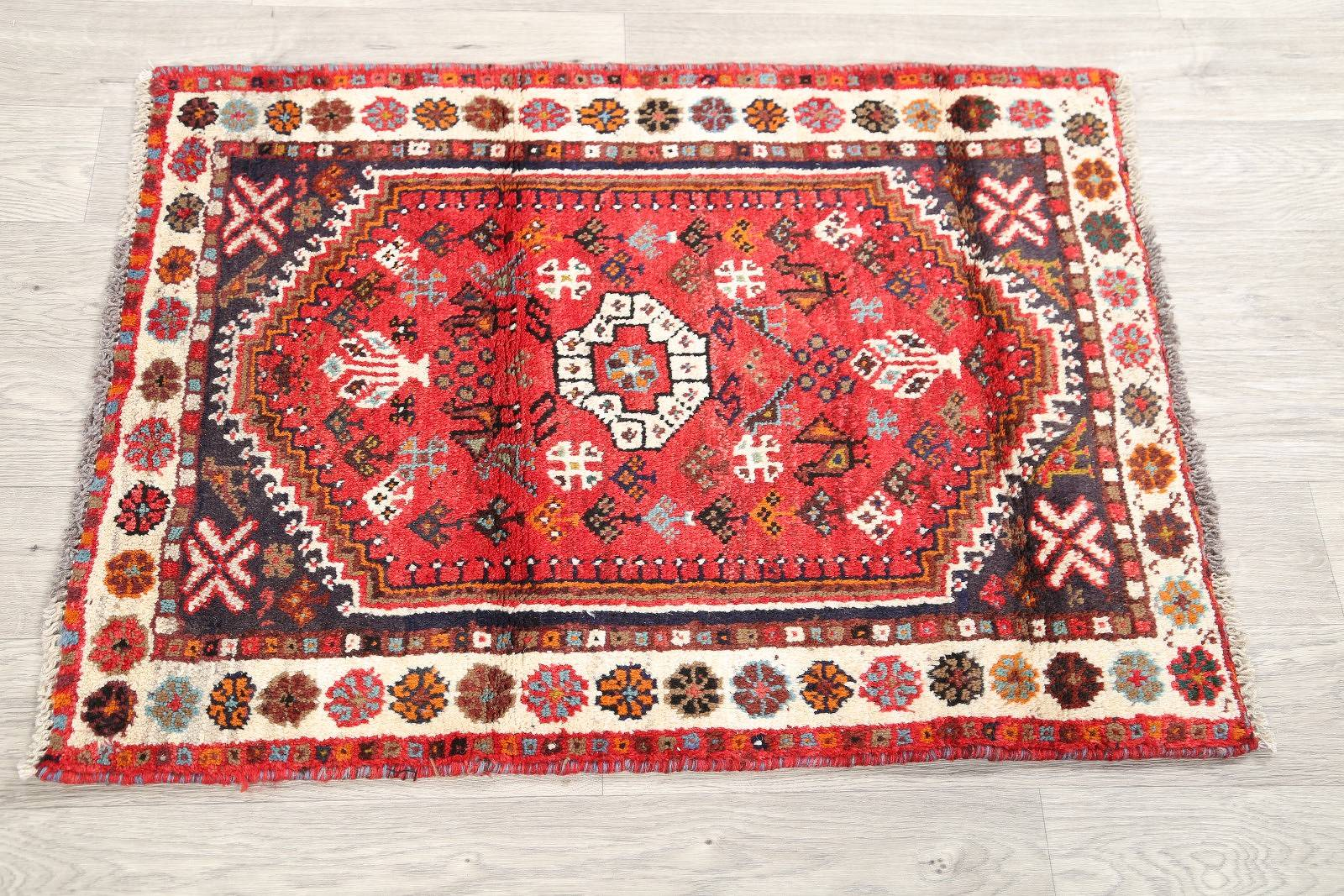 2x3 Shiraz Persian Area Rug